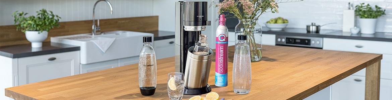 Sodastream Sprudler - pure Qualität